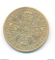 Great Britain Anne Guinea 1713 COPY - 1662-1816 : Acuñaciones Antiguas Fin XVII° - Inicio XIX° S.