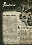 Arbeitertum 1944 Folge 10 - Magazines & Papers