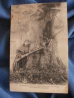 Guerre 1914  Sentinelle Double En Observation (arbre) Dans Un Village De La Hte Alsace - Circulée 1916 - R288 - War 1914-18