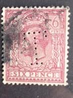 1912-22 - Y&T N° 147 PERFORE T - 1902-1951 (Kings)