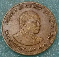 Kenya 5 Cents, 1989 -4562 - Kenya