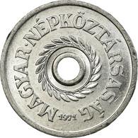 Monnaie, Hongrie, 2 Filler, 1971, Budapest, TTB, Aluminium, KM:546 - Ungheria