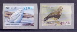 Noorwegen - 2018 - ** Mi. 1960/61 - Sneeuwuil - Buizerd ** - Norvège