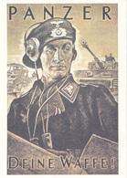 PANZER DEINE WAFFE - Militaria