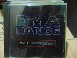Artistes Variés- DMA Dance Vol 1:eurodance - Hit-Compilations