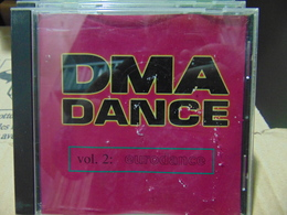 Artistes Variés- DMA Dance Vol 1:eurodance - Compilaties
