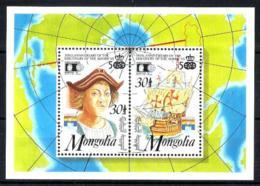 Mongolia HB 179 En Nuevo - Mongolia