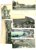 Málaga 7 Postales C. 1905-1910 - Málaga