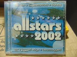 Artistes Variés- All Stars 2002 - Hit-Compilations