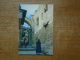 Jordanie , Via Dolorosa , Jerusalem , Jordan - Jordan