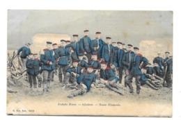 ARMEE ALLEMANDE INFANTERIE DEUTSCHE ARMEE - Guerra 1914-18
