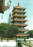 Saigon (Vietnam) The Pagoda Vinh Nghiem - Vietnam