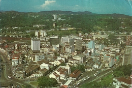 Kuala Lumpur (Malacca, Malaysia) Aerial View Of The City Centre, Veduta Aerea, Vue Aerienne, Luftansicht - Malesia