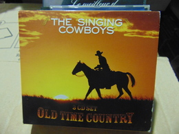 Gene Autry/Roy Rogers/Tex Ritter- The Singing Cowboys (3 Cd Boxset) - Country & Folk