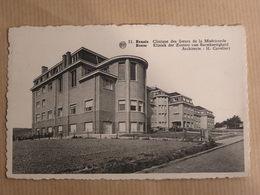 RENAIX RONSE Clinique Des Soeurs De La Miséricorde Kliniek H Cuvelier Architecte Flandre Belgique Carte Postale - Renaix - Ronse