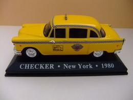 CHECKER TAXI DE NEW YORK 1980 - Carros