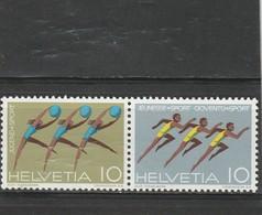 Suisse  Neuf **  1971  N° 873A    TJeunesse Et Sport - Neufs