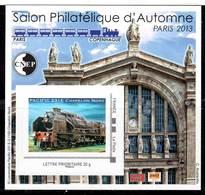 FRANCE - BLOC CNEP - N° 64 ** (2013) Gare Du Nord - CNEP