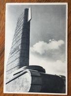 TRE POGGIOLI   STELE AL DUCE ANNO XII FOTO VILLANI BOLOGNA ED. IL RESTO DEL CARLINO  MONGHIDORO (11 - 73) 23/3/40 - Storia