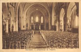 Néchin - L'intérieur De L'église - Estaimpuis