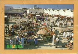 Nabeul (Tunisia) La Place Du Marché, Piazza Del Mercato, Market Square - Tunisia