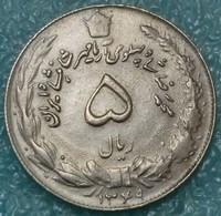 Iran 5 Rials, 1349 (1970) -4565 - Iran