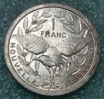 New Caledonia 1 Franc, 2010 -4566 - Nuova Caledonia