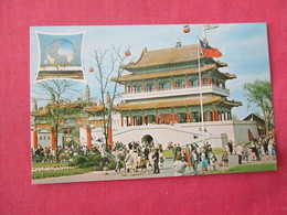 China Pavilion  NY Worlds Fair 1964-65   Ref 3340 - Exhibitions