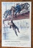FASCISMO  CARTOLINA POSTALE  PARTITO NAZIONALE FASCISTA ELEZIONI POLITICHE 1924  ED. STAB.A.MARZI ROMA - Storia