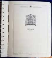 Canada 1995/2001 Fogli Leuchtturm - Album & Raccoglitori