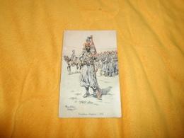CARTE POSTALE ANCIENNE CIRCULEE DATE ?.../ TIRAILLEUR ALGERIEN 1912... - Uniformes