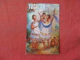 Yucatan  Signed Artist   Mexico   Ref 3340 - Messico
