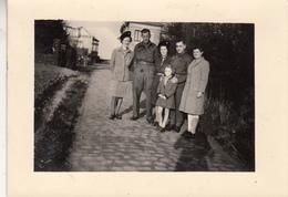 Waterloo - Mars 1945 - à Situer - Photo Format 7.5 X 10.5 Cm - Lieux