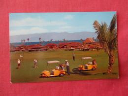 Golf Royal Lahaina Golf Course   Island Of Maui    Hawaii Ref 3340 - Golf