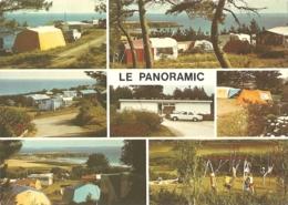 """29 - Presqu'île De Crozon - """"Le Panoramic"""" - Camping Caravaning*** - Telgruc-sur-Mer - Multivues (7) - France"""