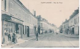 27 Eure -  SAINT-ANDRE - Rue De Pacy - Tabac - France