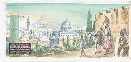 Buvard Illustration Daxelet Décembre - Buvards, Protège-cahiers Illustrés