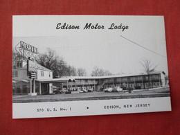 Edison Motor Lodge - New Jersey > Edison Ref 3340 - Edison
