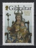 Gibraltar (2009) Yv. 1317 /  Joint Issue With Vatican - Gezamelijke Uitgaven