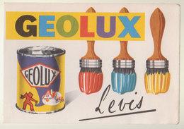 Buvard Geolux - Peintures