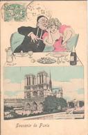 SOUVENIR DE NOTRE DAME DE PARIS       ILLUSTRATEUR  SAGER - Notre Dame De Paris