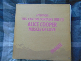 Alice Cooper- Muscle Of Love - Rock