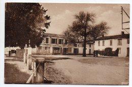 Près Rochefort--SAINT LAURENT DE LA PREE -- La Place (restaurant,café-Tabac )  ........à Saisir - France