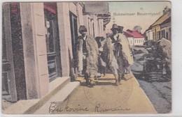 CP  - BUKOVINE - BUKOVINER BAUERNTYPEN AVEC CACHET /aVIATION MILITAIRE FRAN9AISE - Moldova