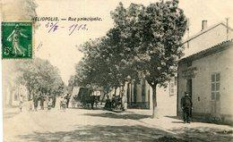 ALGERIE(HELIOPOLIS) - Autres Villes
