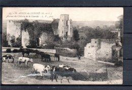 49 - St Aubin De Luigné - Ruines Du Chateau De La Guerche - France