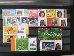 Lot De Timbres Personnalisés N° 3365A/3431/3432/3532A/3532A/3569A/3634A/3635A Neuf **  TTB - France