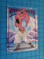 CARTE A JOUER OU A COLLECTIONNER : 1995 DRAGON BALL Z MEMORIAL PHOTO 99 EN JAPONAIS MAJIN BOO Pas En Forme ! - Dragonball Z