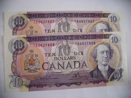 Kanada 10$ 1971, P-88c. Unc - Canada