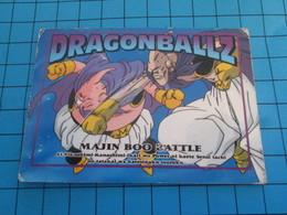 CARTE A JOUER OU A COLLECTIONNER : 1995 DRAGON BALL Z MEMORIAL PHOTO 48 EN JAPONAIS MAJIN BOO BATTLE - Dragonball Z